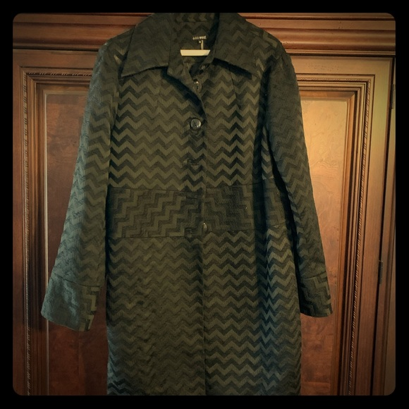 Juniors size XL long coat